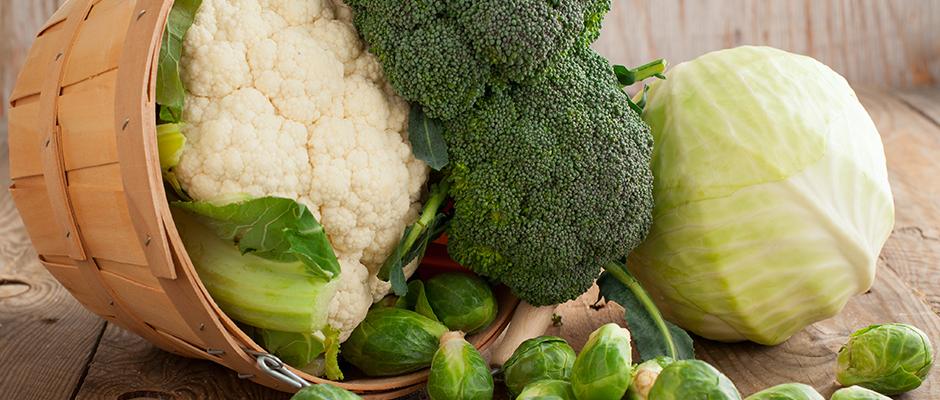 البروكلي والملفوف والخضراوات الاخرى تحمي من سرطان القولون