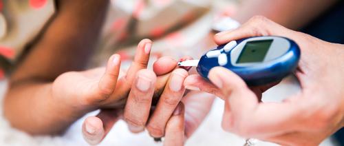 مرض السكري النوع الثاني مرتبط بفيروس شائع