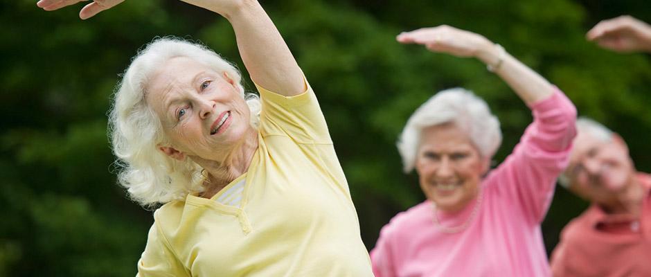 كبار السن يحتاجون إلى تمارين أكثر للحفاظ على عضلاتهم
