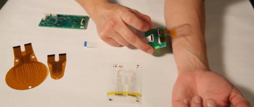 ضمادة الكترونية قد تساعد على التئام الجروح