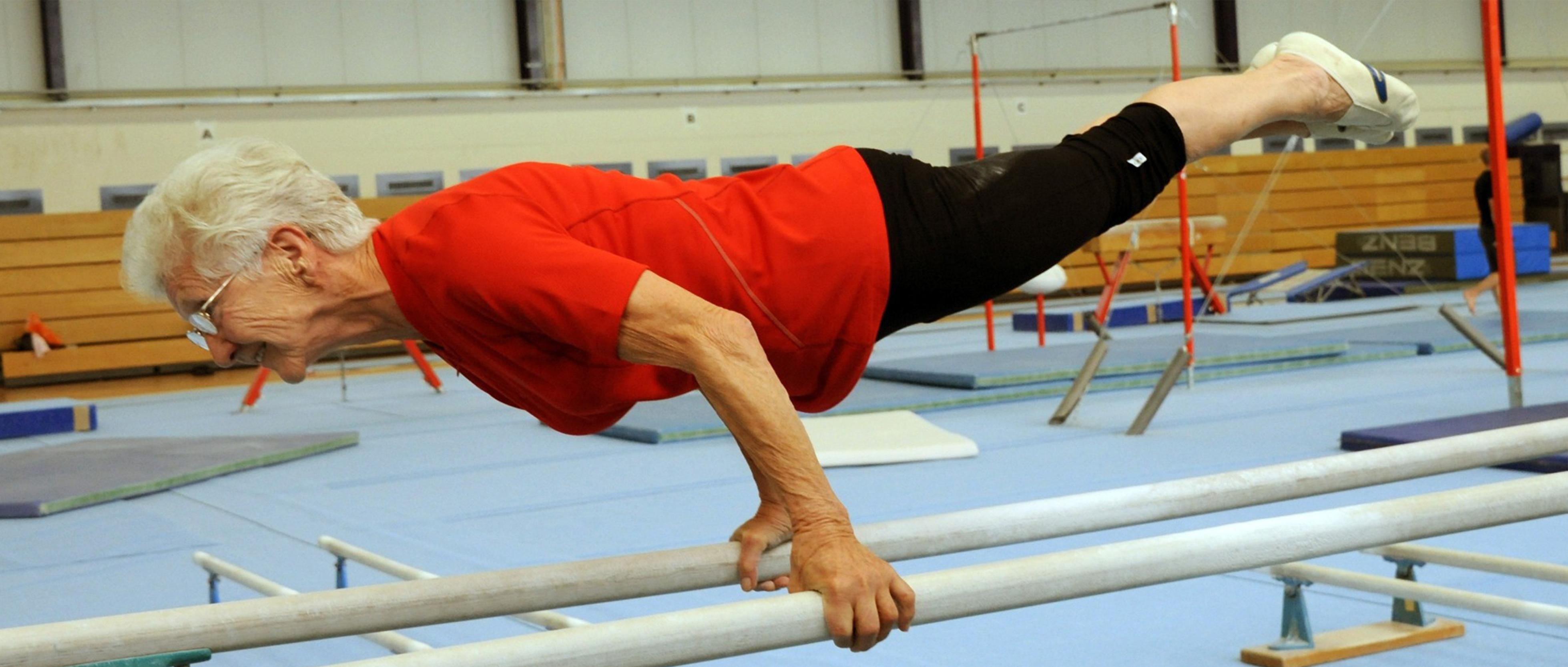 هل على كبار السن الاستمرار بممارسة الرياضة؟