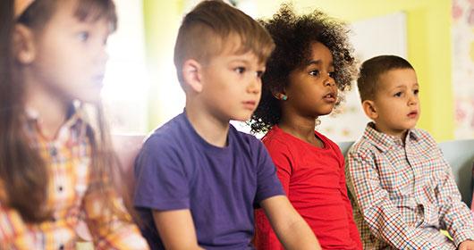 تأثير العنصرية على الصحة العقلية للأطفال