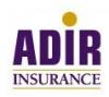 شركة أدونيس للتأمين – أدير