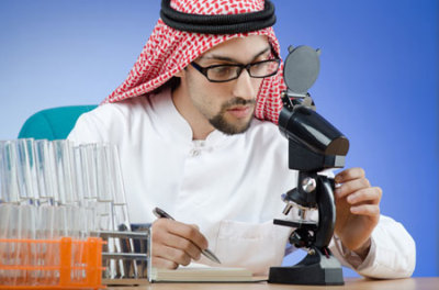 تاريخ طب العيون عند العرب
