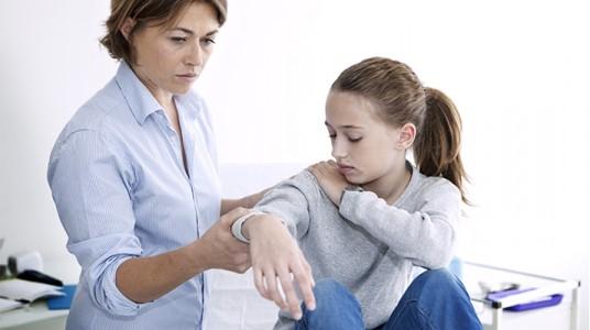 أشكال التهاب المفاصل لدى صغار السن