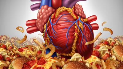 الدهون المشبعة