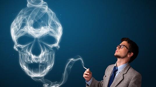 التدخين و أثره على الحنجرة