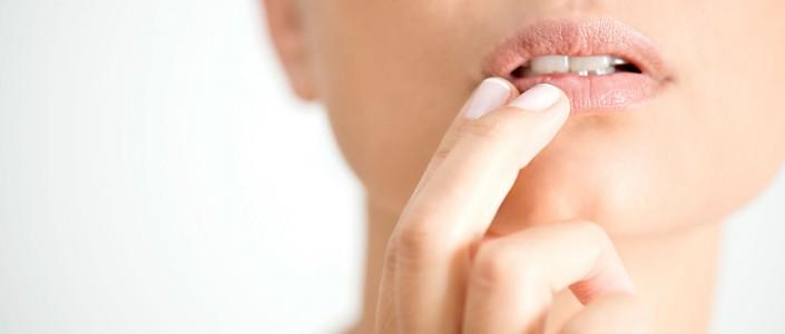 أسباب تشقق الفم