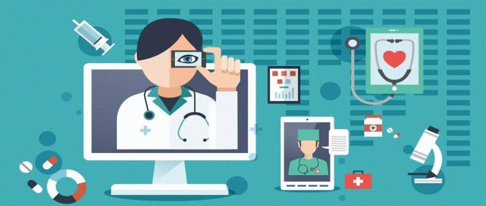 استشارات طبية عبر الإنترنت