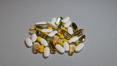 اوميغا 3 مع فيتامين سي