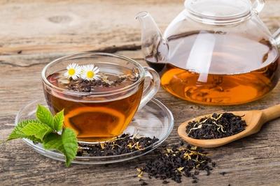 الشاي لعلاج الصداع