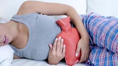 رائحة دم الدورة الشهرية