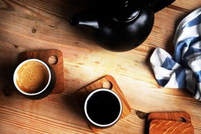تأثير القهوة والشاي على ضغط الدم