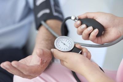 التغيرات في ضغط الدم