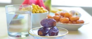 نصائح للتغذية الصحية في رمضان