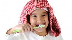 الاعتناء بصحة الفم و الاسنان في شهر رمضان انفوجرافيك