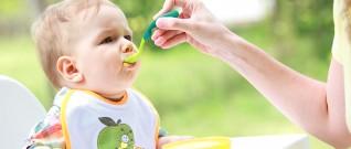 البدء بإدخال التغذية المكملة للحليب - الجزء الثاني