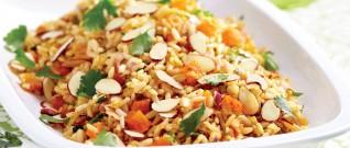 وصفة افطار صحية: وصفة بيلاف الأرز