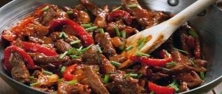 وصفة افطار صحية: وصفة ستير فراي اللحم بالخضار