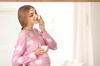 تداعيات الحمل على  بشرة الوجه
