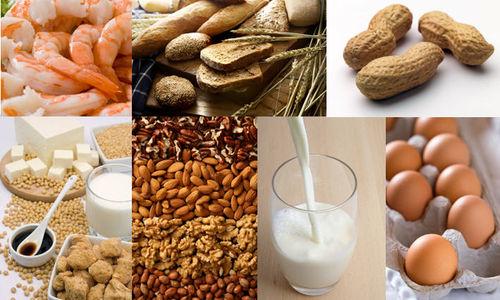 الأطعمة التي قد تسبب الحساسية