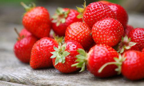 خمس اسباب صحية لتناول الفراولة الطازجة