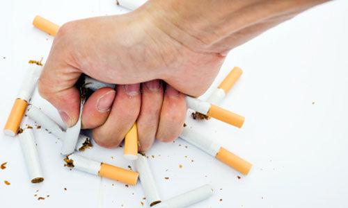 وقف التتدخين يؤثر في مراكز المزاج في الدماغ