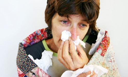 من في خطر أكبر للاصابة بمضاعفات الأنفلونزا ؟