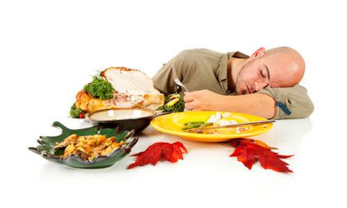 النوم بعد العشاء مباشرة قد يؤدي الى الاصابة بالسكتة الدماغية