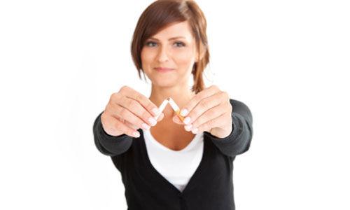 الاقلاع عن التدخين يعزز التغير في الشخصية