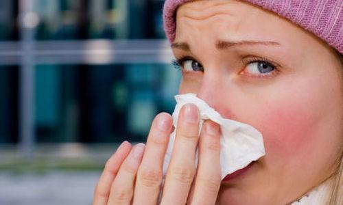 أربعة طرق لوقف البرد والانفلونزا