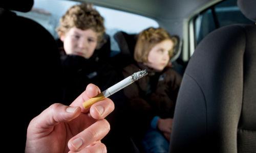 التدخين السلبي يؤثر على الاناث الصغار اكثر من الذكور
