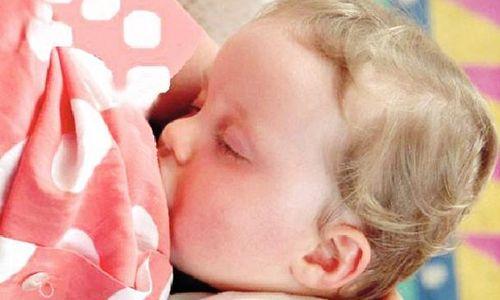 انخفاض تركيز الحديد للأطفال الرضع