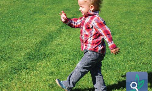 جهاز جديد لتدلي القدم عند الاطفال