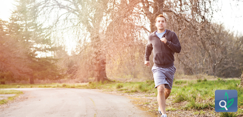 الركض يفقد وزنا اكثر من المشي