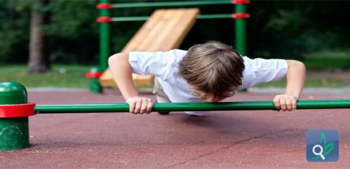 ممارسة الأطفال لتمارين المقاومة يزيد من نشاطهم