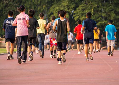 فائدة الركض لبعض دقائق يومياً