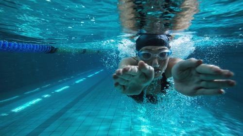 السباحة، الرياضة الأفضل