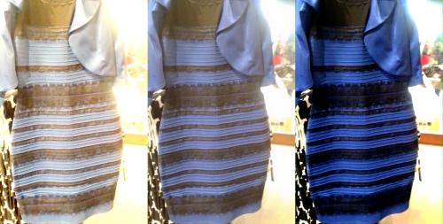 ما التفسير العلمي في قضية لون الفستان؟