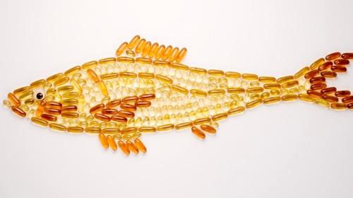 فوائد جديدة لزيت السمك