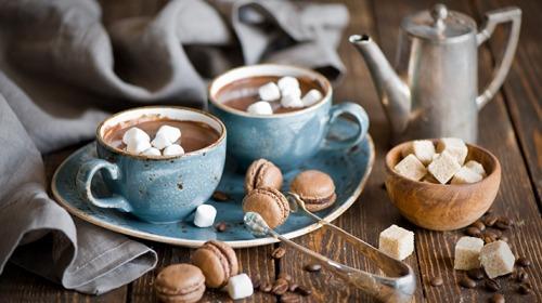 حقائق صادمة لمحبي الشوكلاتة الساخنة (hot chocolate)