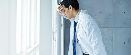 ثلث الأطباء الشباب يعانون من الإكتئاب