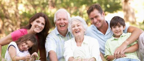 ما هي فائدة العائلة في سن الشيخوخة؟