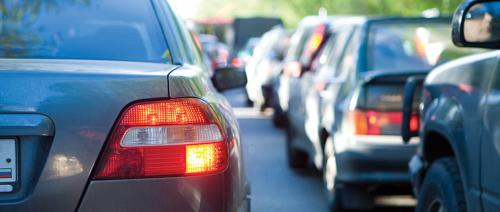 كيف تؤثر الإختناقات المرورية على صحتك؟