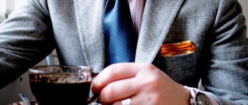 الكافيين مرتبط بالسلس البولي عند الرجال