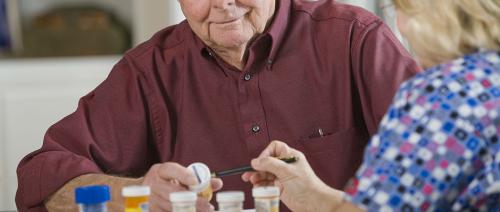 ادوية السلس البولي قد يكون لها متاعب اكثر من فوائدها