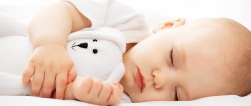 صدور توجيهات جديدة لنوم الأطفال الرضع