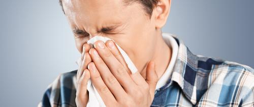 علاج حساسية الانف بطرق طبيعية