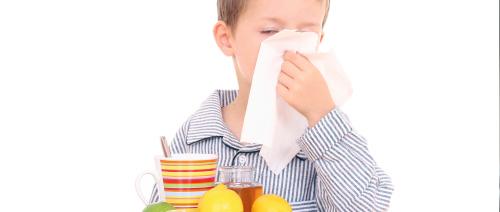 وفيات الانفلونزا عند الاطفال