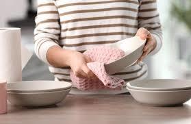 مناشف المطبخ قد تسبب التسمم الغذائي